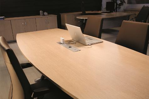 Mesa de Reunião Modular