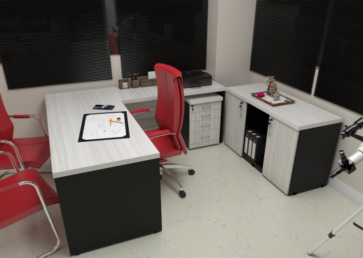 Mesa Executiva para Escritório