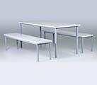 Conjunto 3 - Mesa com bancos